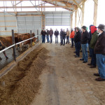 Wisconsin School for Beginning Dairy and Livestock Farmers field trip
