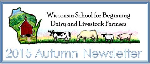 WSBDF 2015 Autumn Newsletter